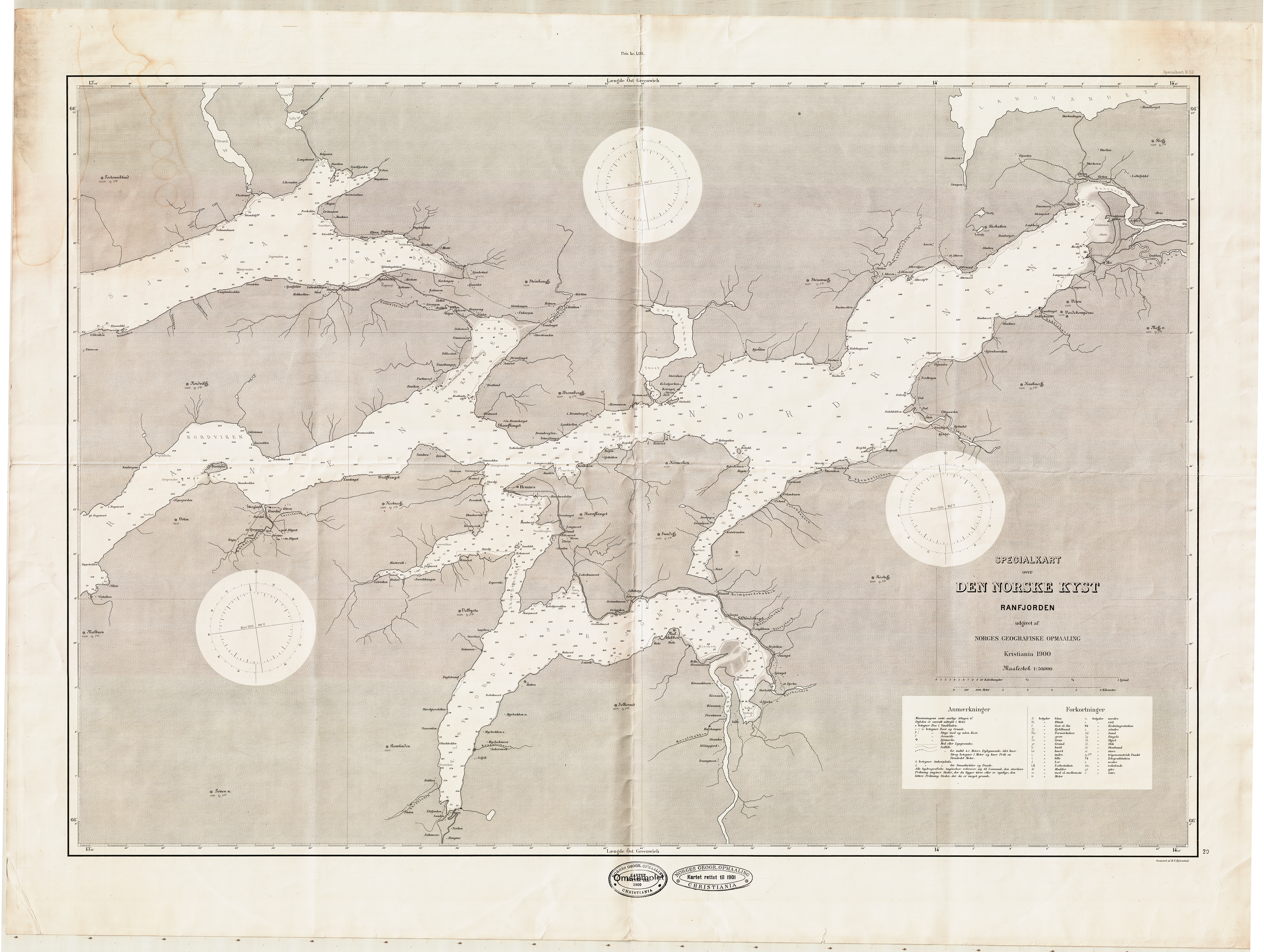 mo i rana kart File:Kart over Ranfjorden ved Mo i Rana.png   Wikimedia Commons mo i rana kart