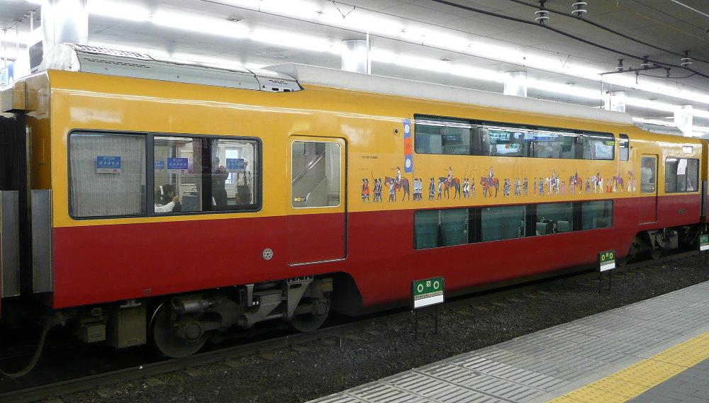 Keihan 8000 double decker - Tinpot Railways: The double deck conundrum