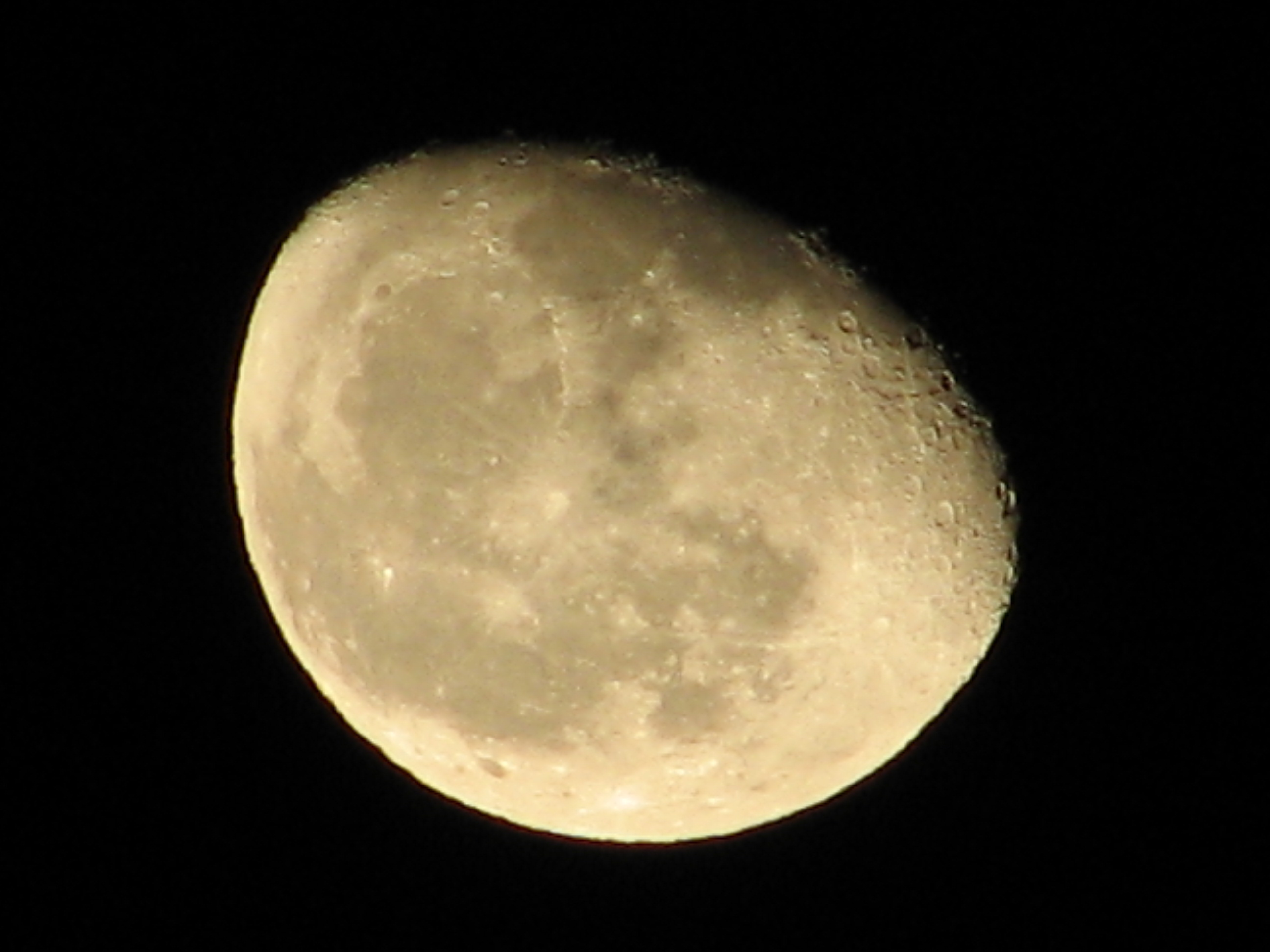 Filekevin Waning Gibbous Moon Byjpg Wikimedia Commons