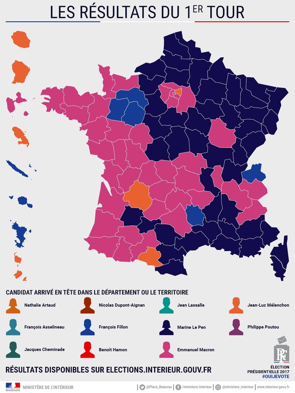 Carte Ville Presidentielle