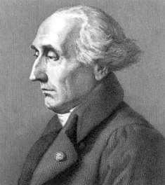 Joseph-Louis Lagrange Italian mathematician and mathematical physicist