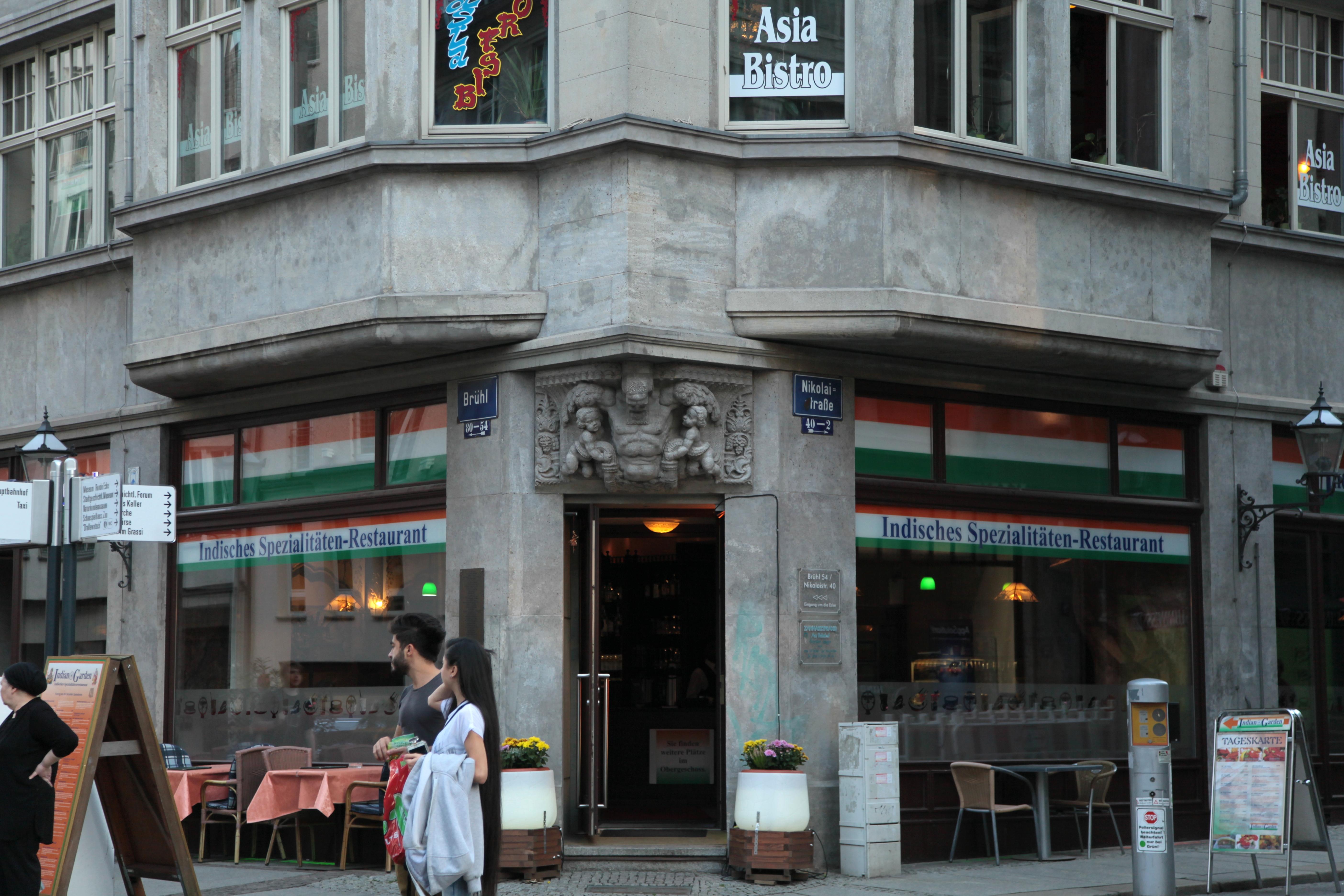 indisches restaurant brühl