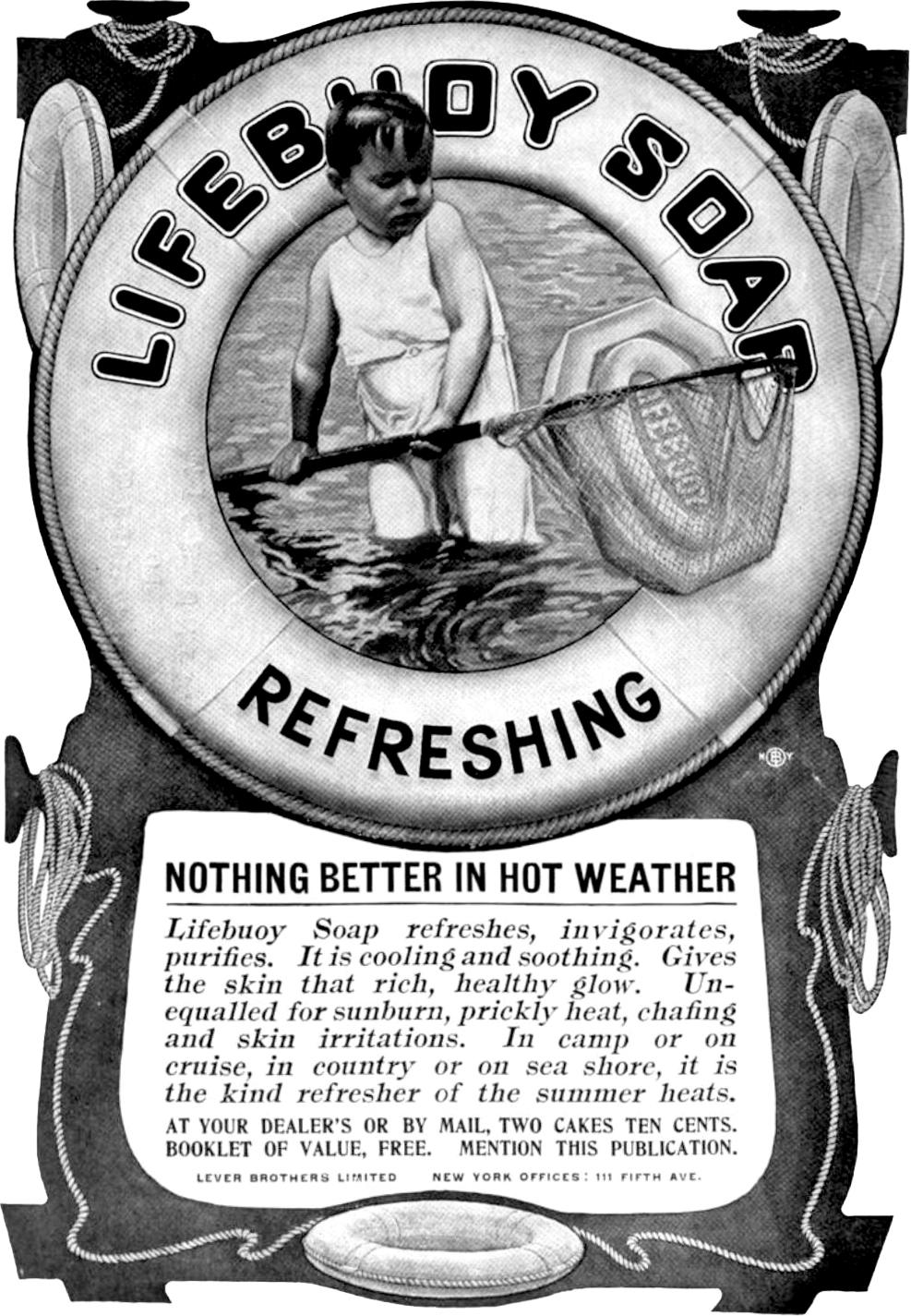Lifebuoy (soap) - Wikipedia