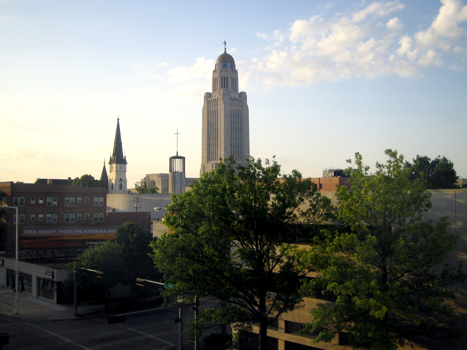 a history of how the lincoln city was established in cornhusker state nebraska Find this pin and more on the cornhusker hotel history by thecornhuskerh radisson cornhusker hotel lincoln nebraska nebraska state capitol, lincoln.