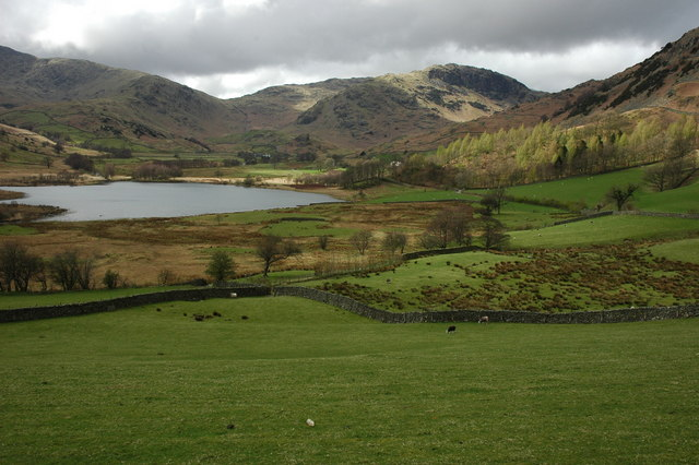 Little Langdale - geograph.org.uk - 1252128