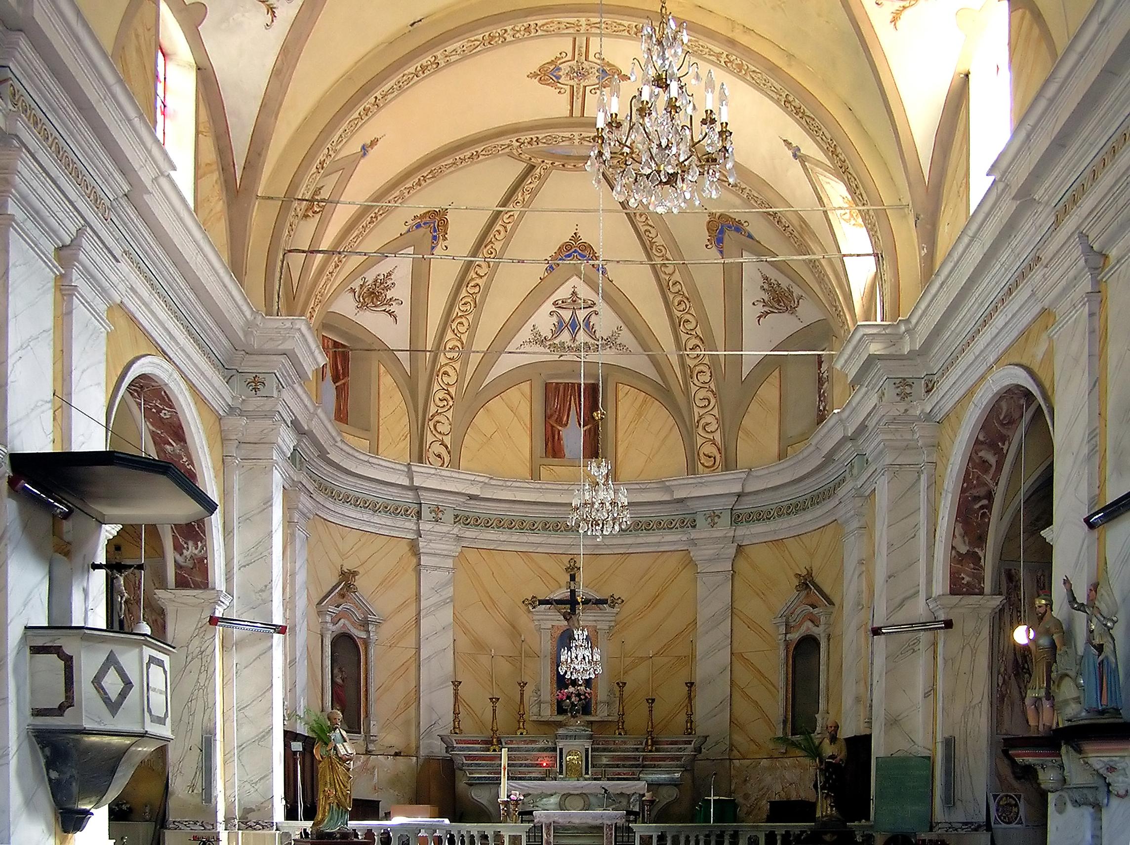 Eglise St Pierre Ville Rue Blanqui  Tours