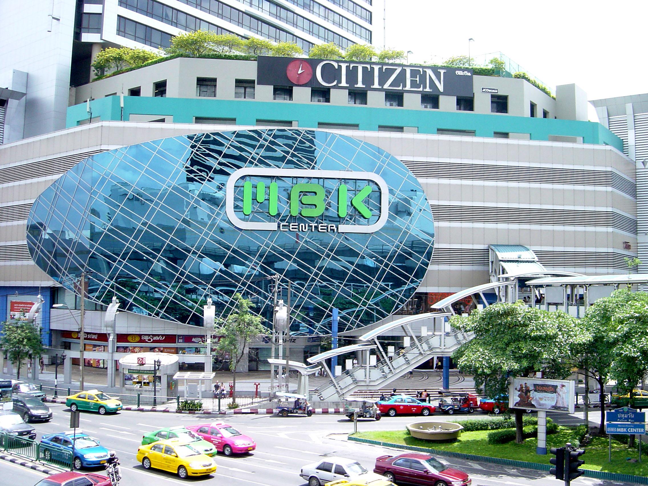 Bangkok - The Shopping in Bangkok, the Big Malls + Markets