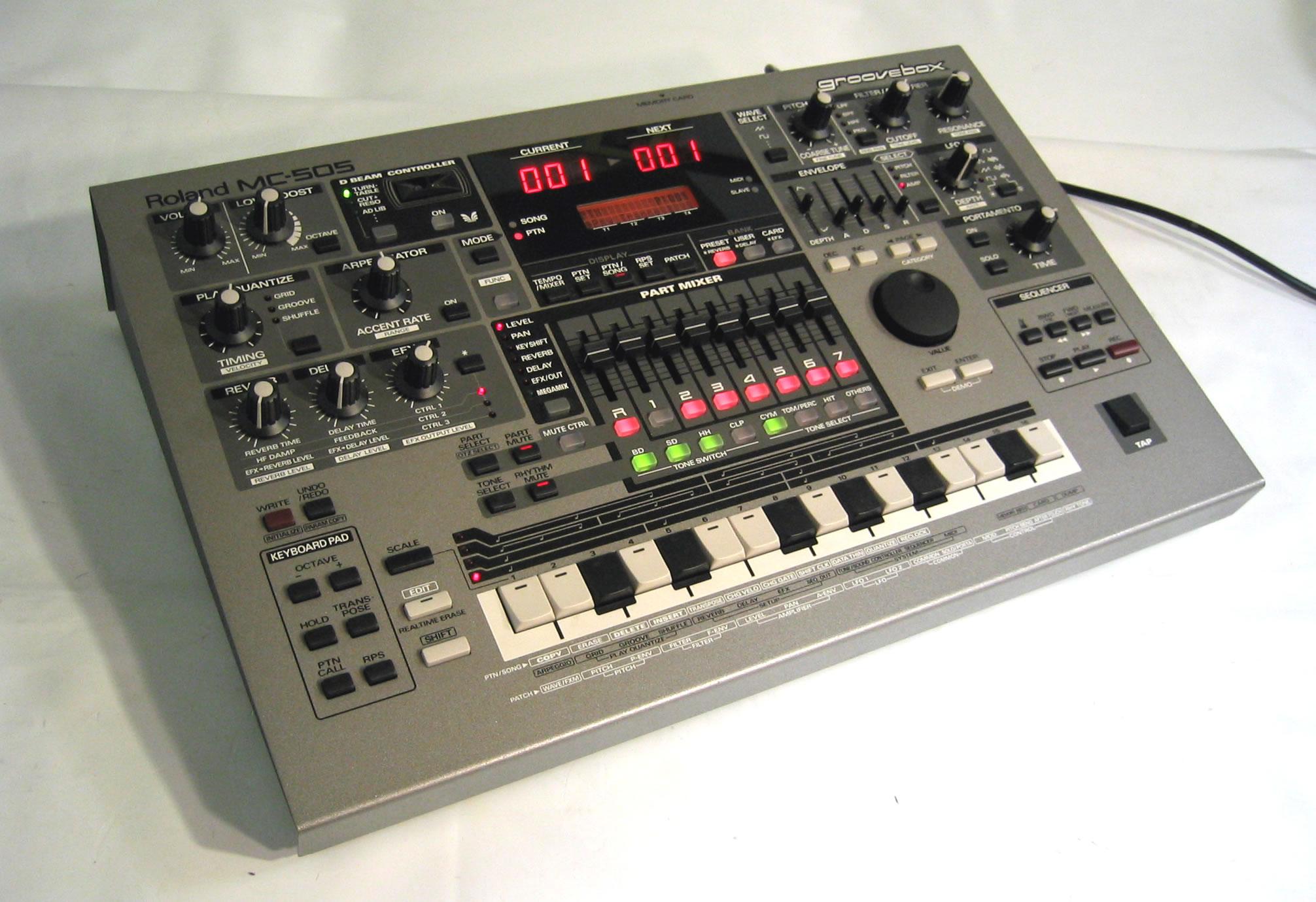 Roland MC-505 - Wikipedia