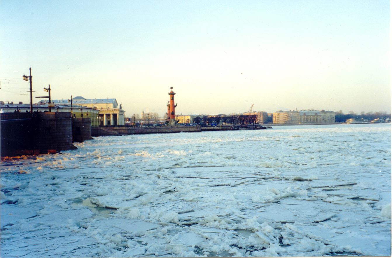 Neva Bay, St. Petersburg: description 65