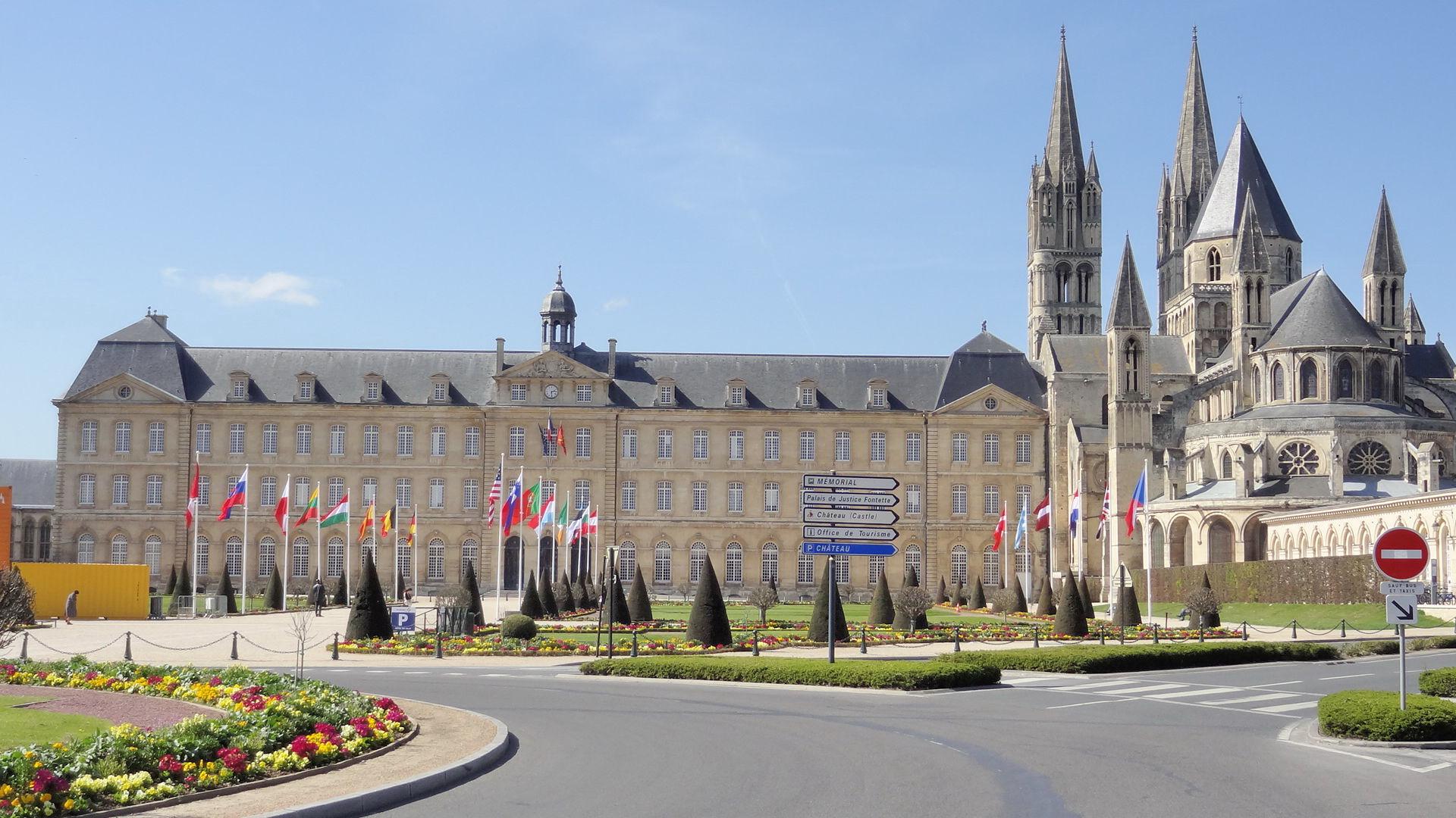 Caen Photos De La Ville