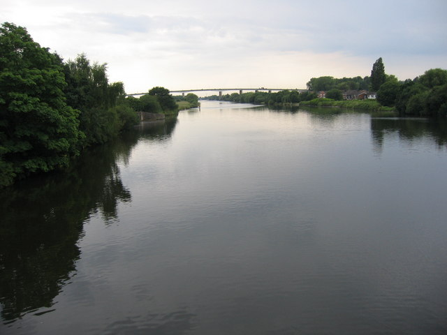 Manchester Ship Canal - geograph.org.uk - 1386464