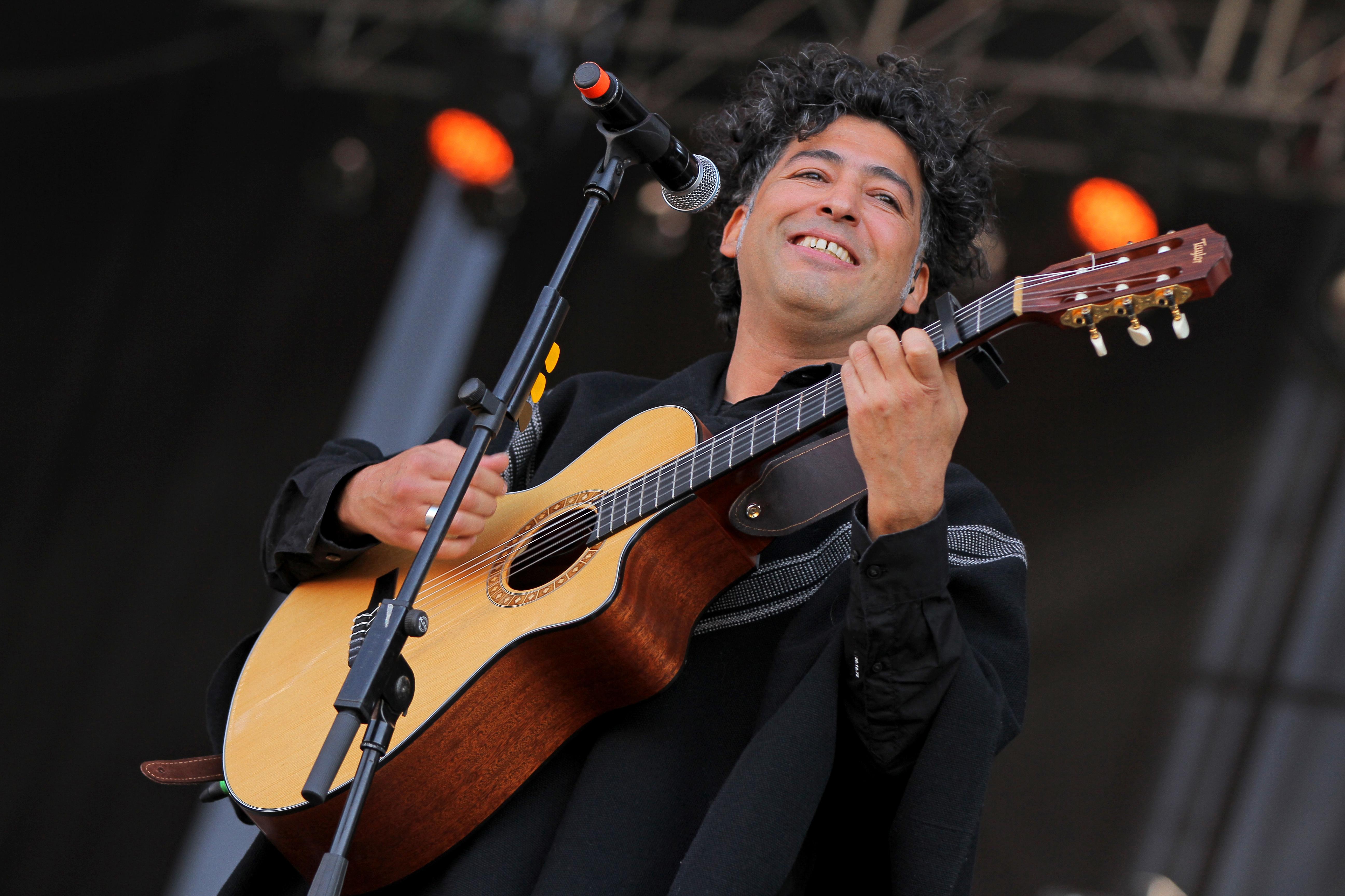 García en 2013.