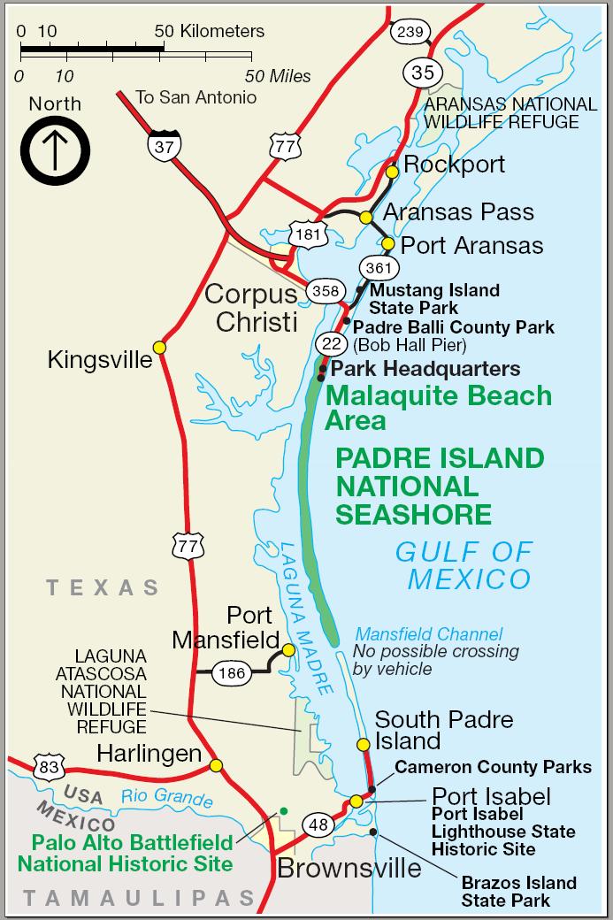Wikipedia South Padre Island