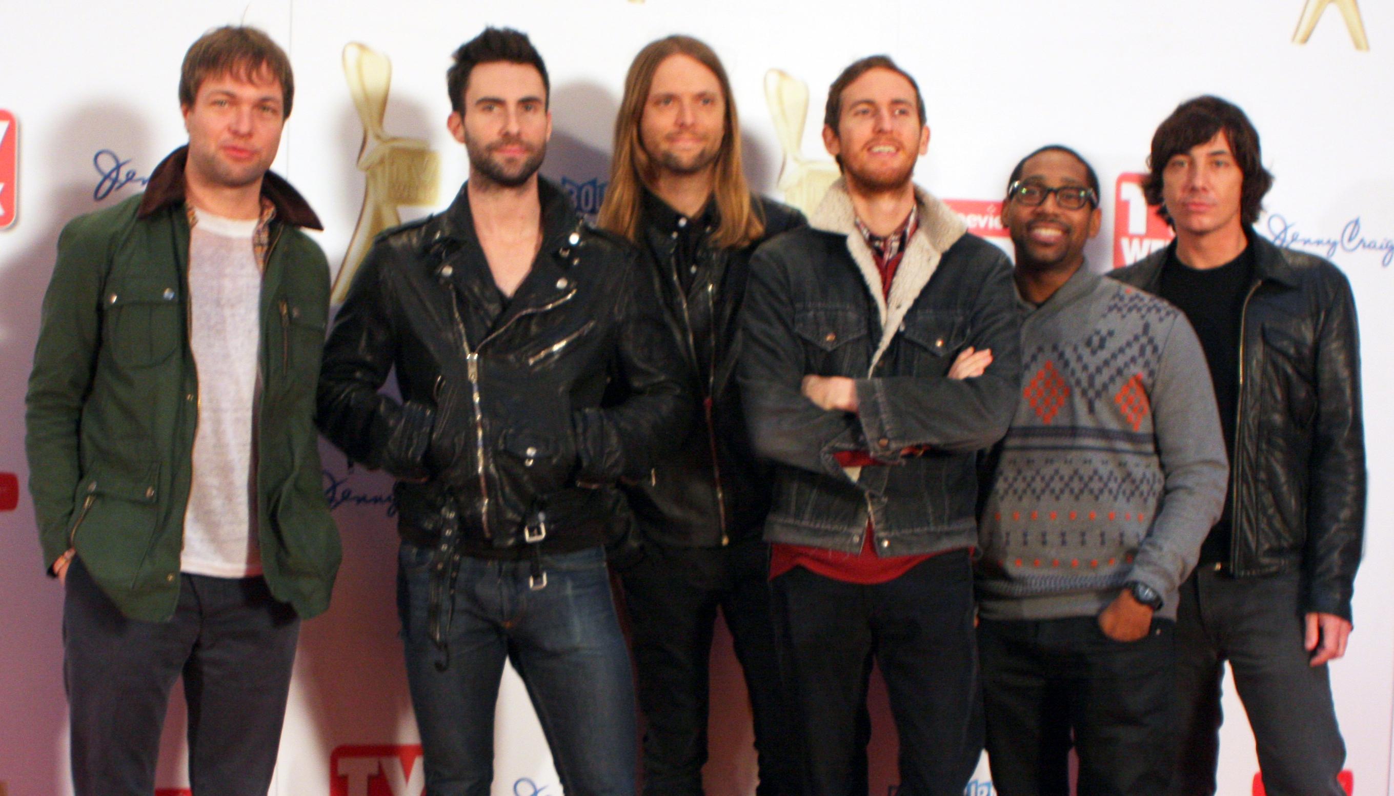Maroon 5 - Wikipedia, the free encyclopedia