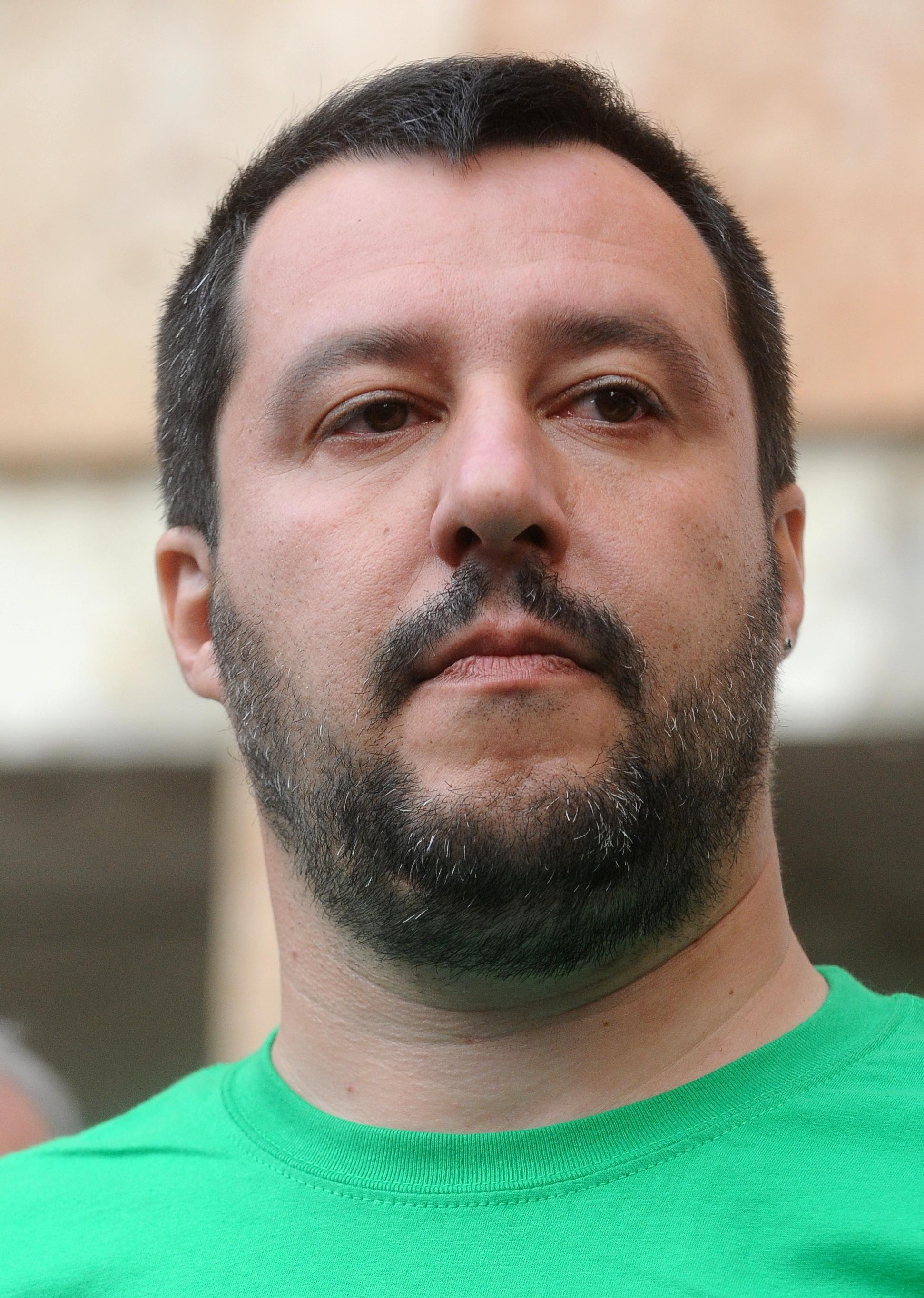 Matteo Salvini Wikiquote