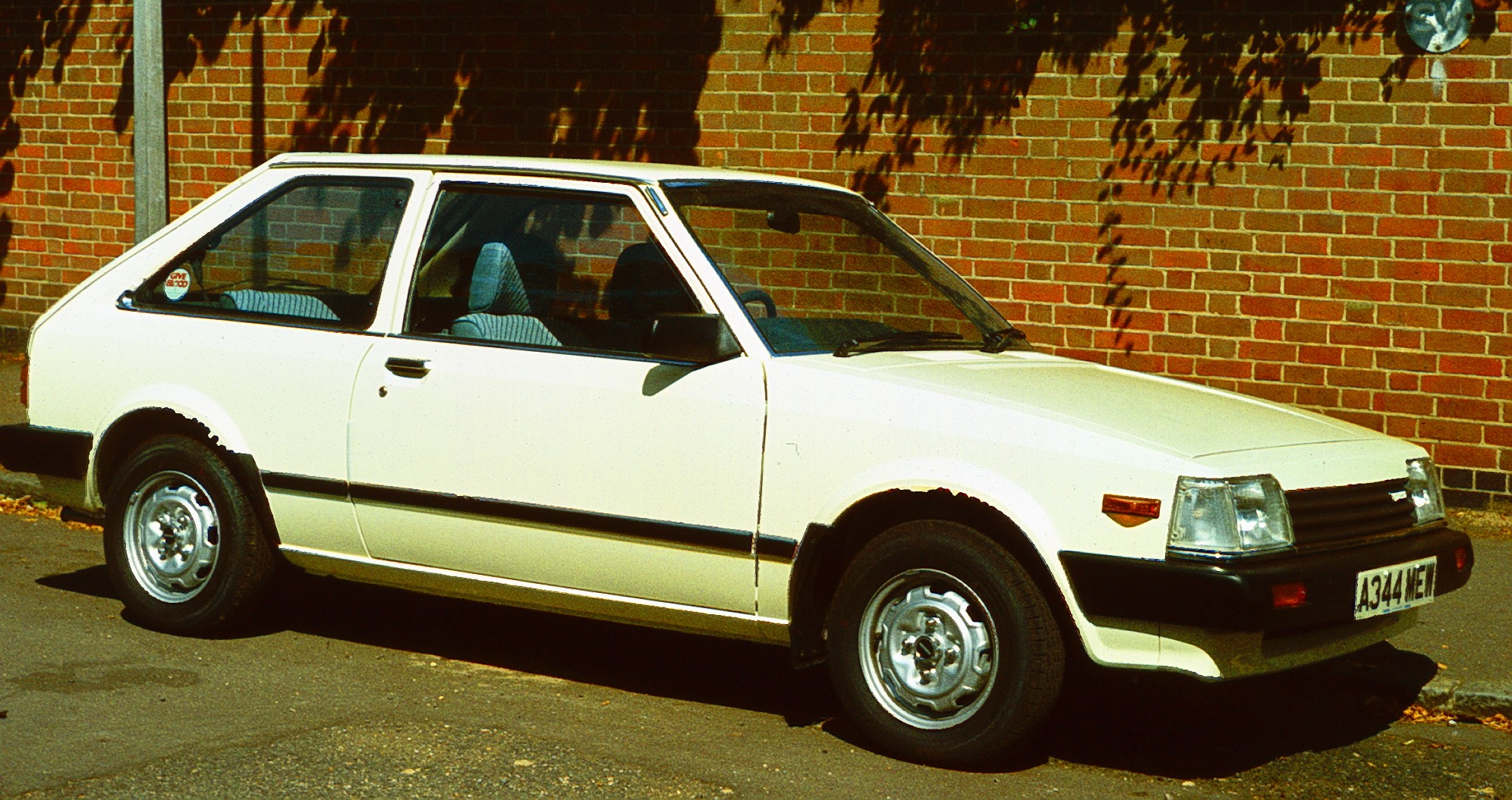 File Mazda 323 Hatchback 1982 Jpg Wikipedia