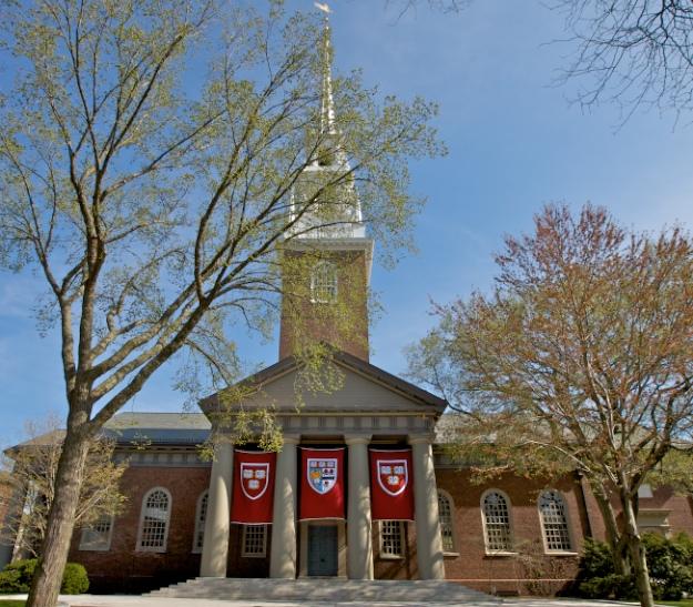 memorial church of harvard university