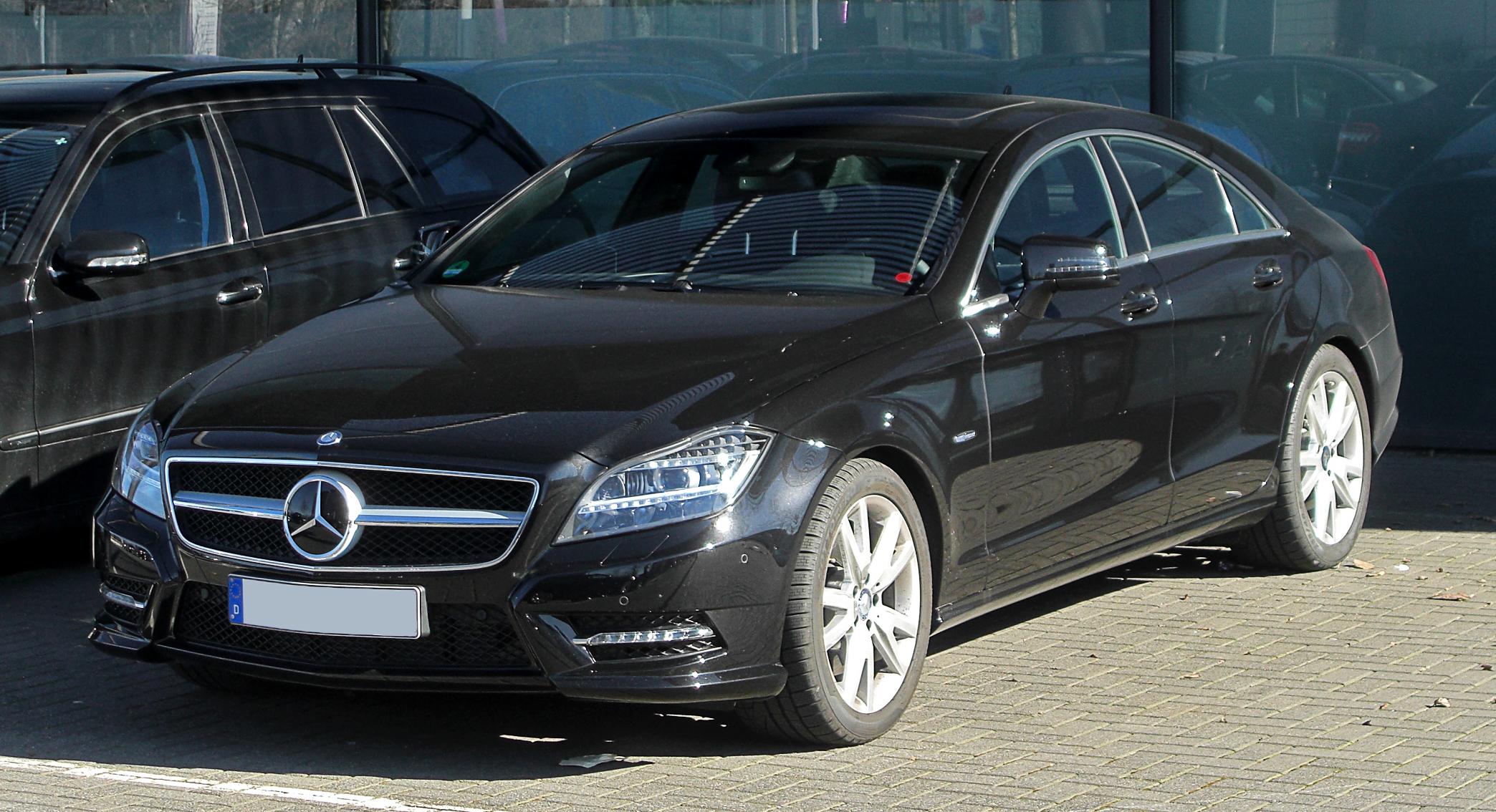 File Mercedes Benz Cls 350 Blueefficiency Sport Paket Amg