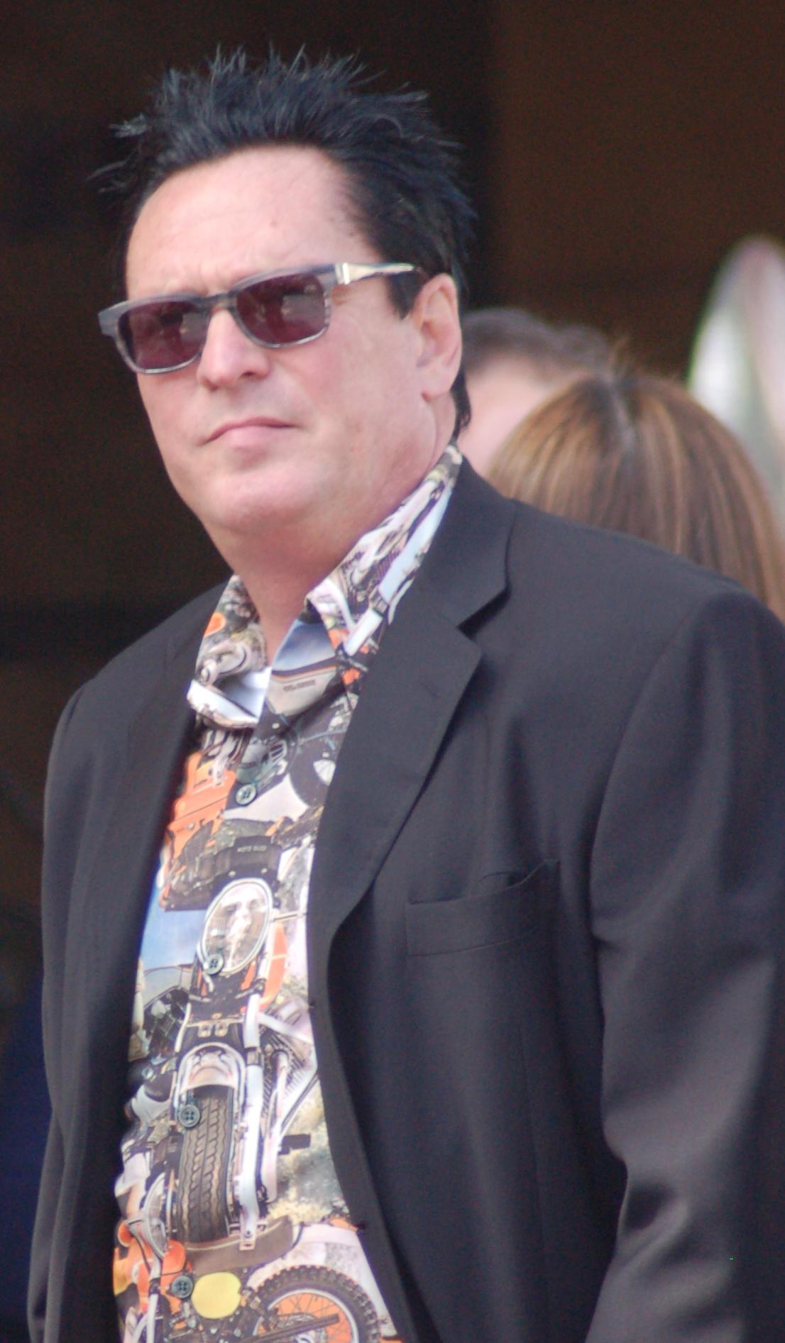 Michael Madsen spelade huvudrollen i Tilt