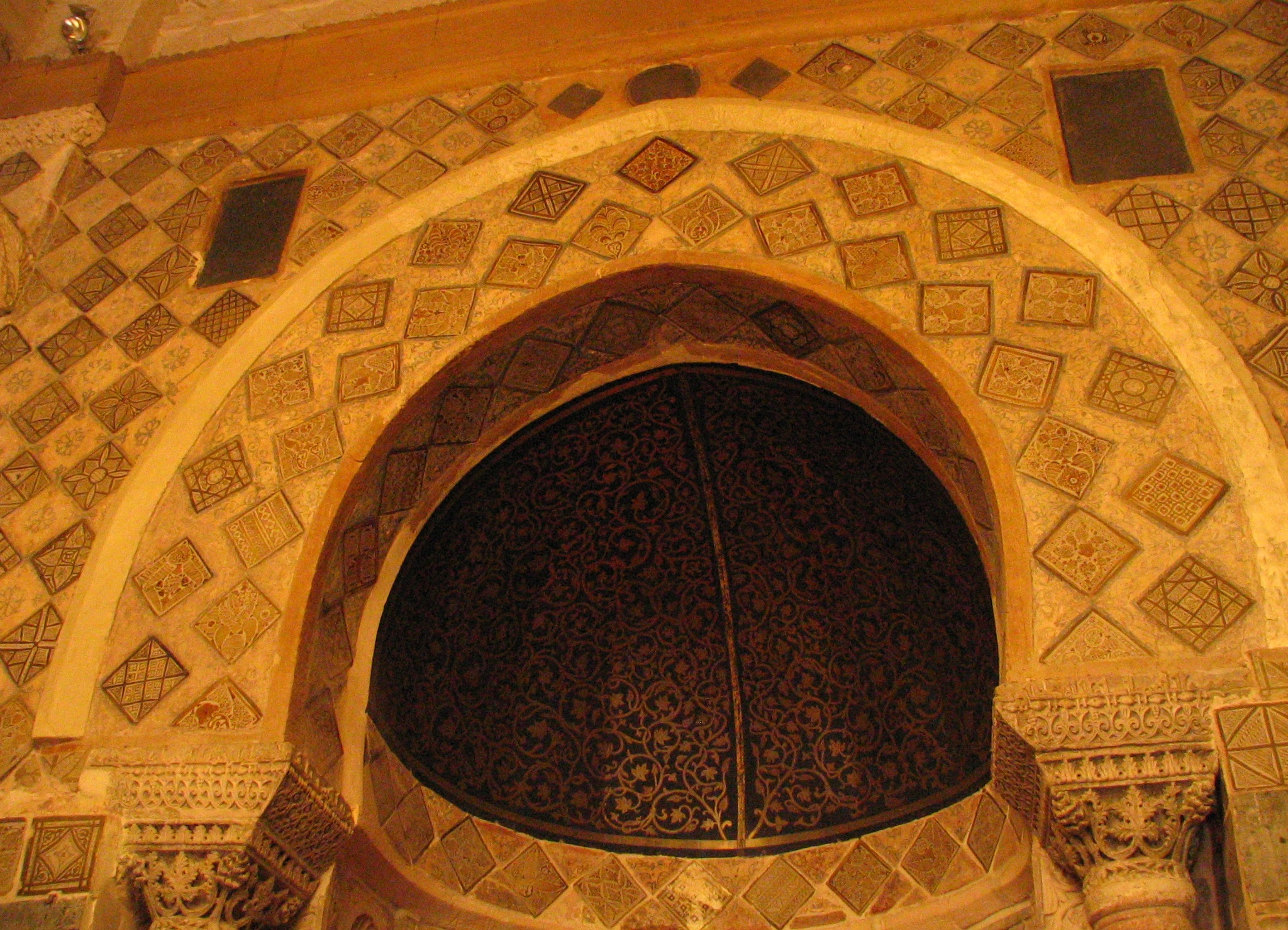 Great Mosque Kairouan Mihrab File:mihrab Great Mosque of