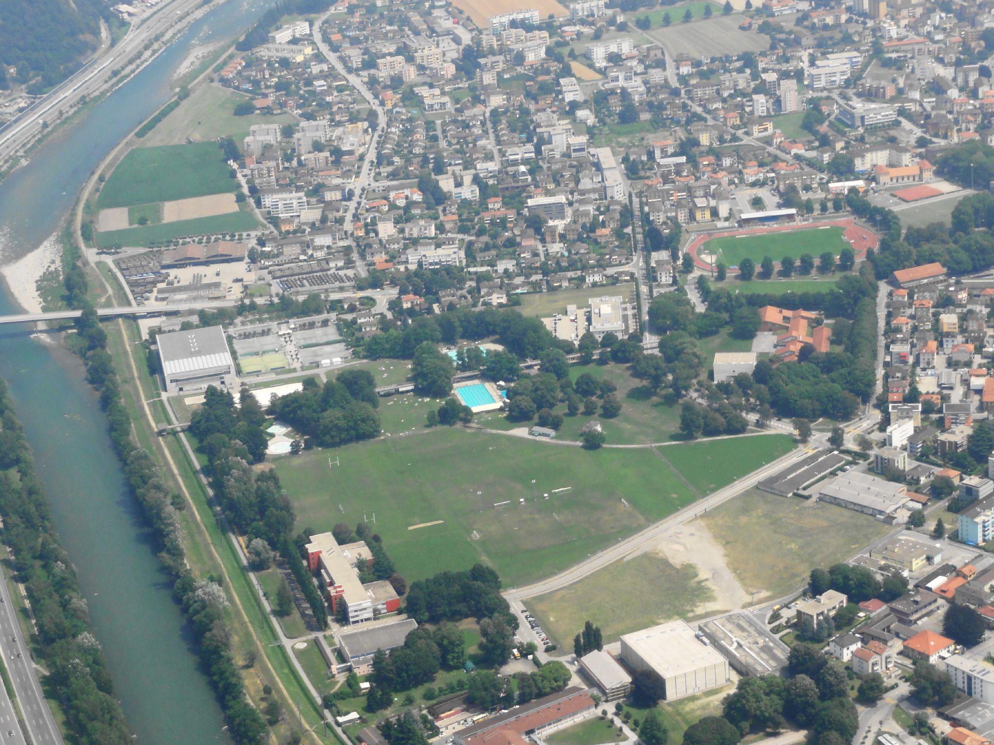 Sementina City