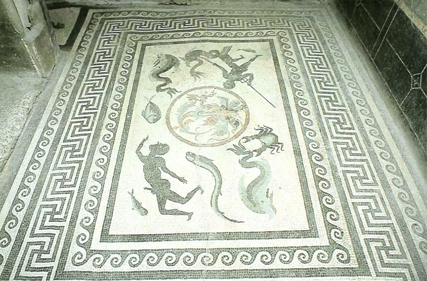 File:Mosaico marino de Pompeya.jpg - Wikimedia Commons