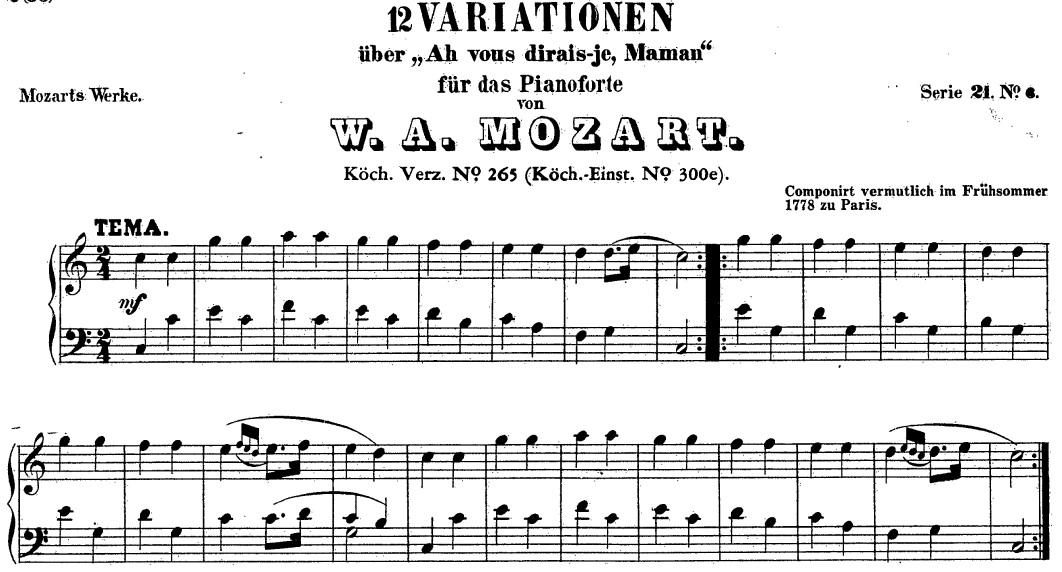 Wolfgang Amadeus Mozart* Mozart·- Karl Münchinger Conducting Stuttgarter Kammerorchester* Stuttgart Chamber Orchestra, The - Serenade In G Major (K.525) 'Eine Kleine Nachtmusik' / Divertimento In D Major (K.136)