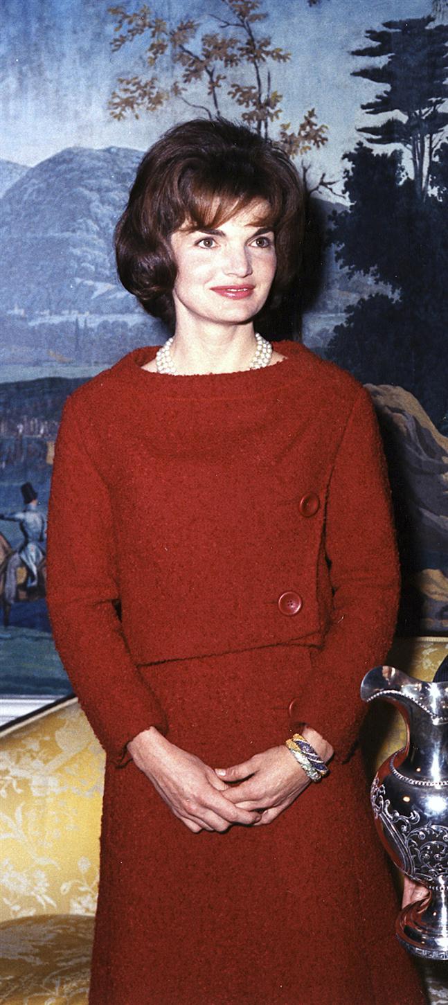 Jackie Onassis Diamond Ring