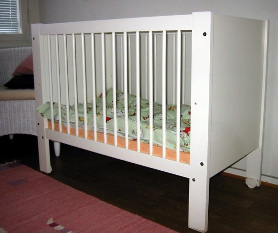 Kmart Recalls Drop-Side Cribs: Lets Make Our Own Cribs