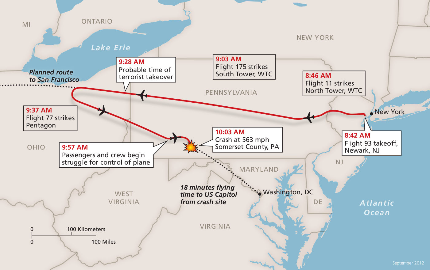 Filenps flight 93 route mapg wikimedia commons filenps flight 93 route mapg publicscrutiny Choice Image
