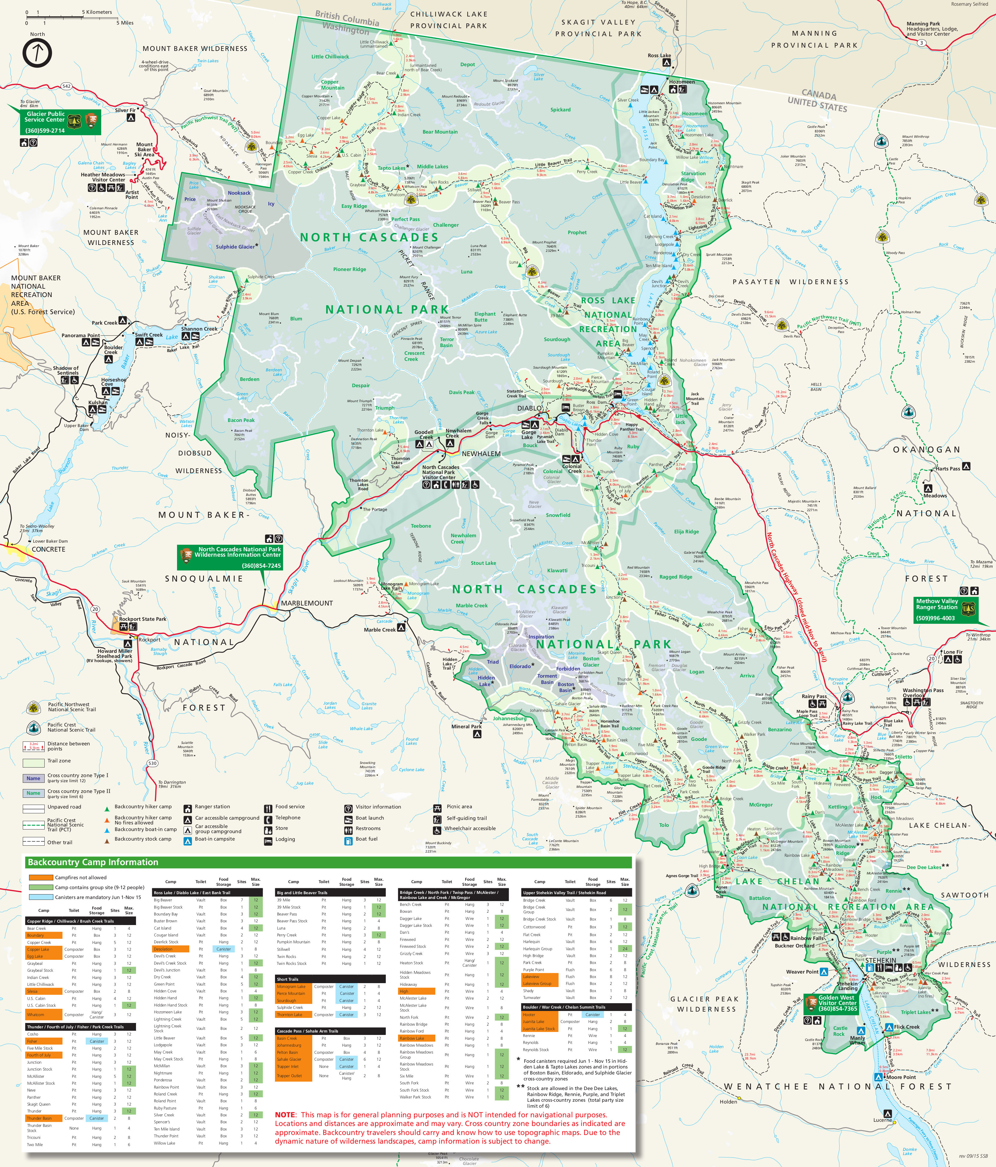 FileNPS northcascadeswildernessmapjpg Wikimedia Commons