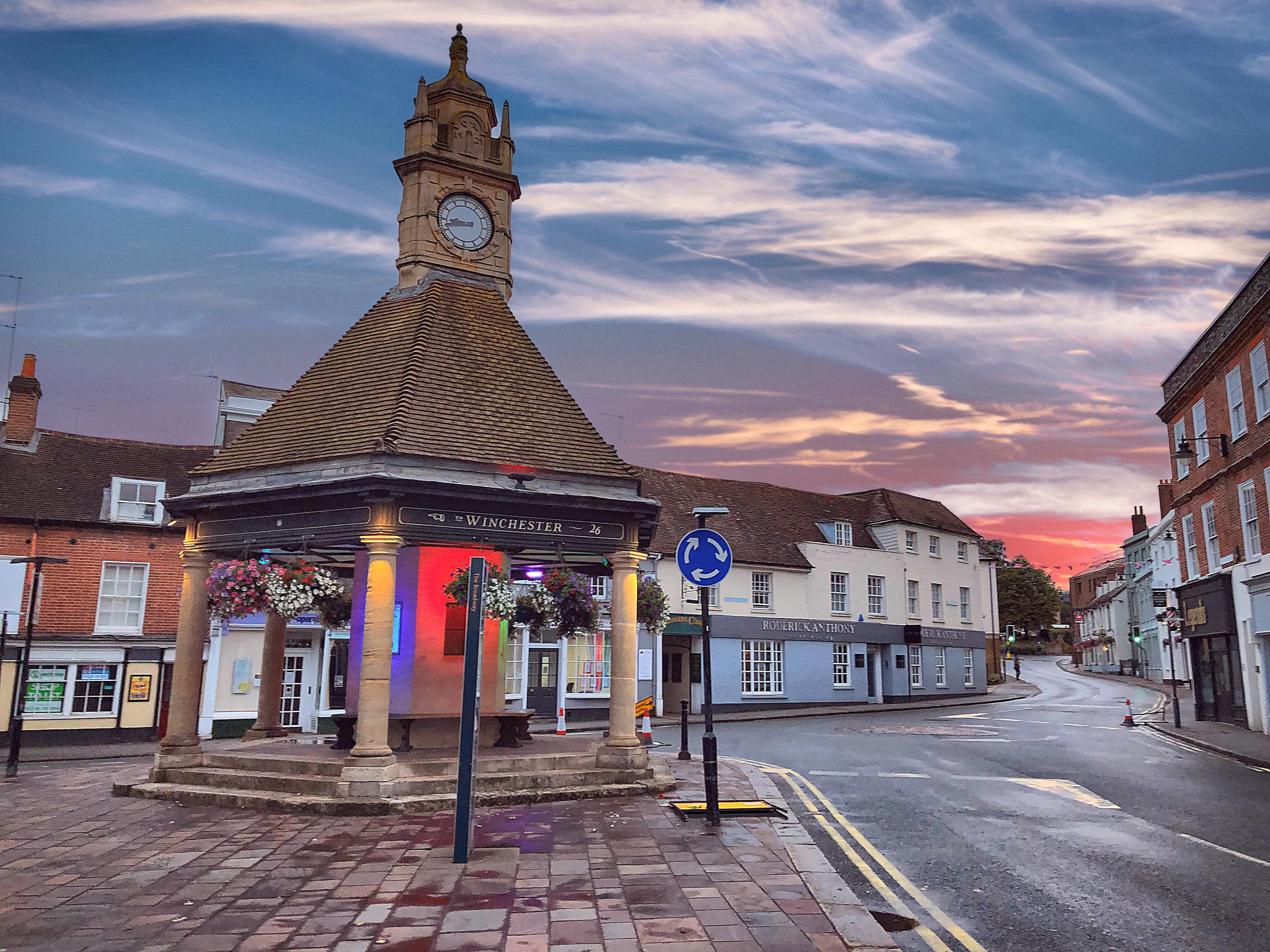 Newbury, Berkshire - Wikipedia