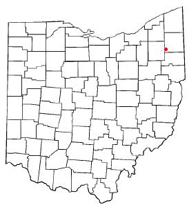 Newton Falls, Ohio Village in Ohio, United States