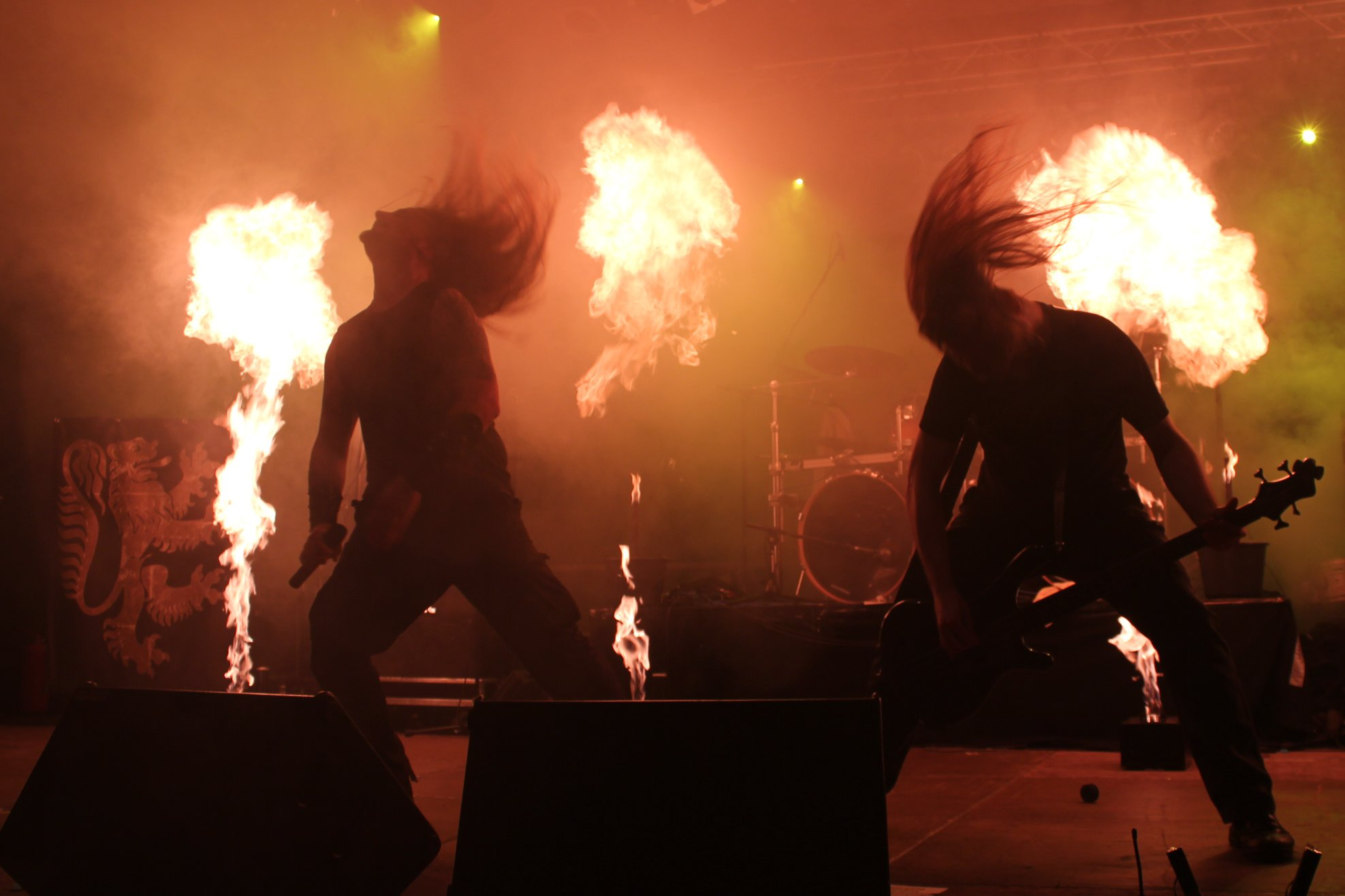 Obscurity live Ragnar Festival 2011