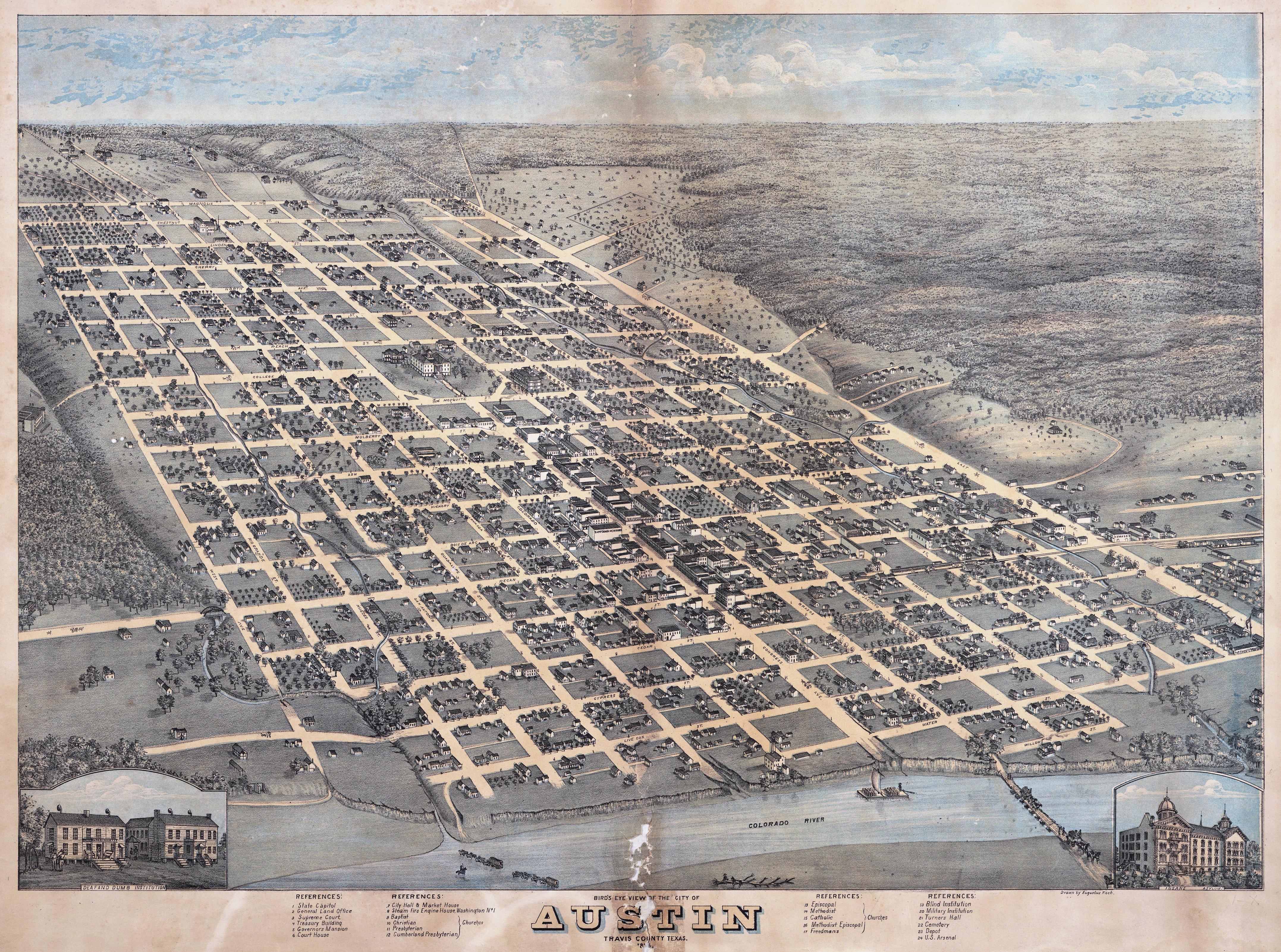 File:Old map-Austin-1873-sm.jpg - Wikimedia Commons