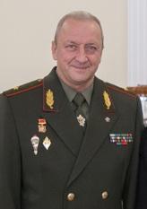Oleg Belokonev Belarusian general