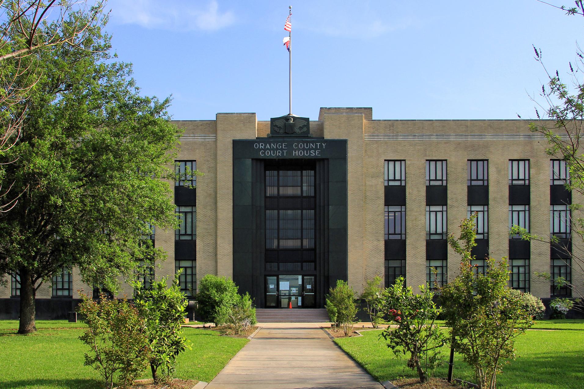 Orange County, Texas - Wikipedia
