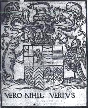 Oxford coat of arms