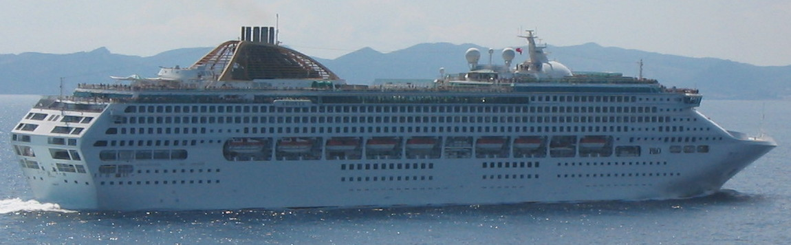 FilePO Adonia Now Sea Princess Croppedjpg Wikimedia Commons - Where is the sea princess cruise ship now