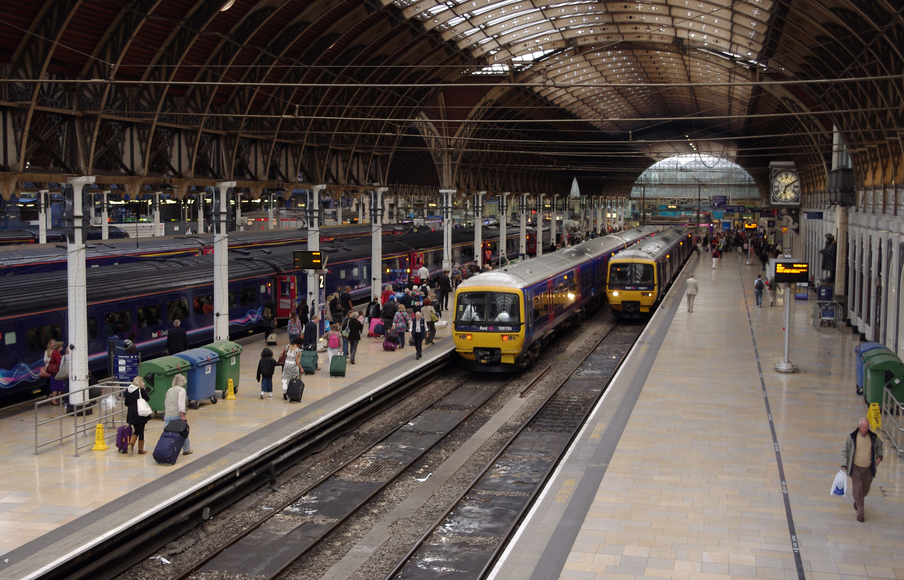 Image Result For London Liverpool Street Station