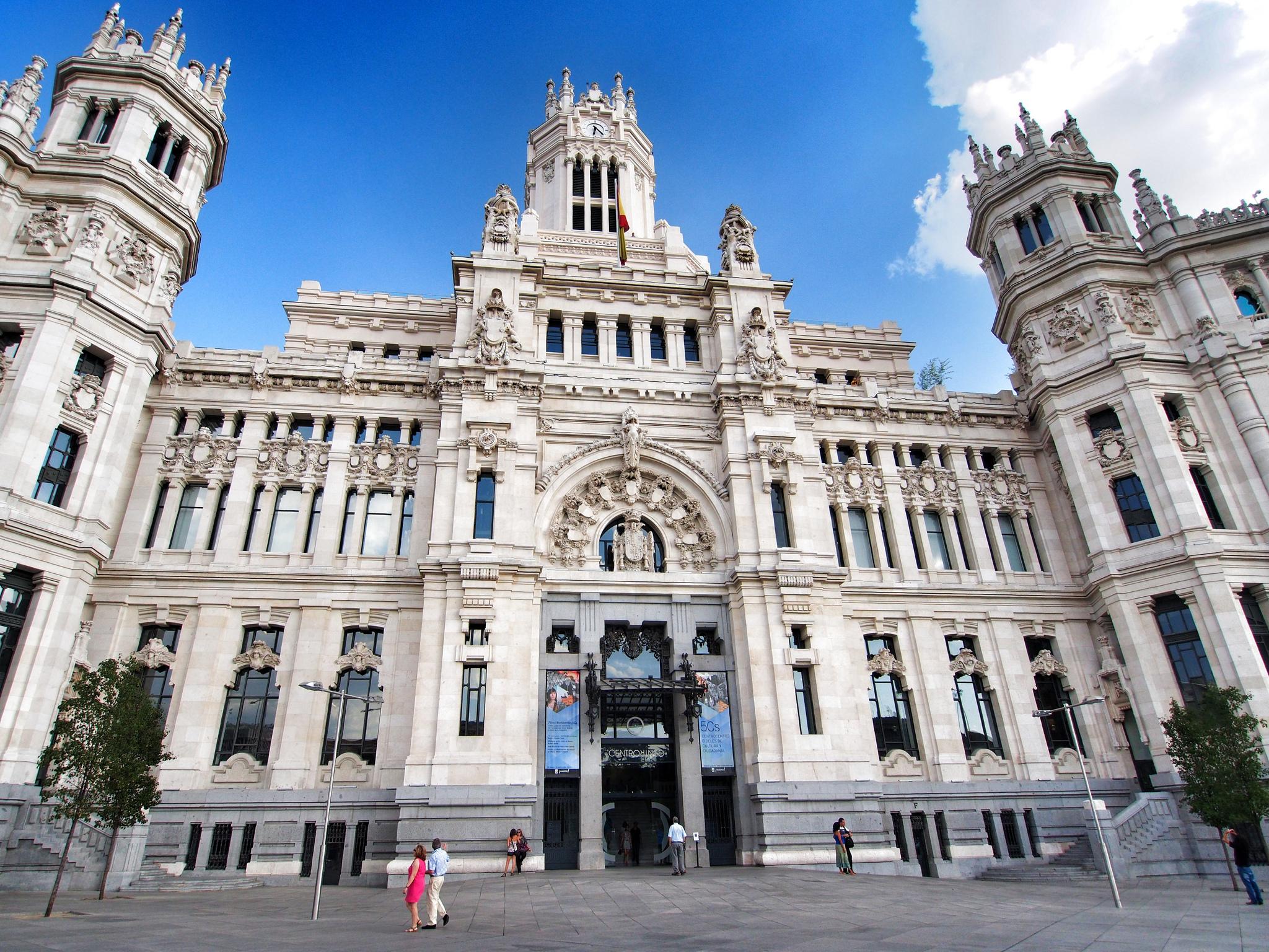 File palacio de comunicaciones ayuntamiento de - Casarse ayuntamiento madrid ...