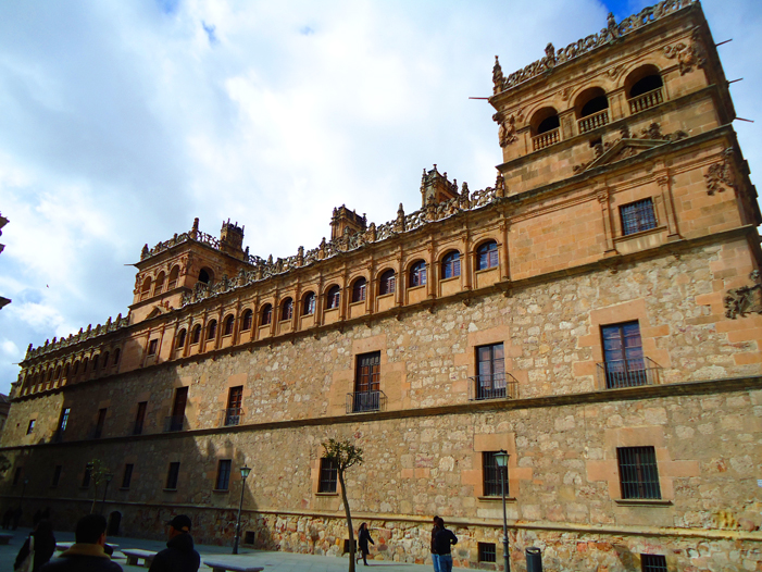 Palacio de Monterrey - Wikipedia, la enciclopedia libre