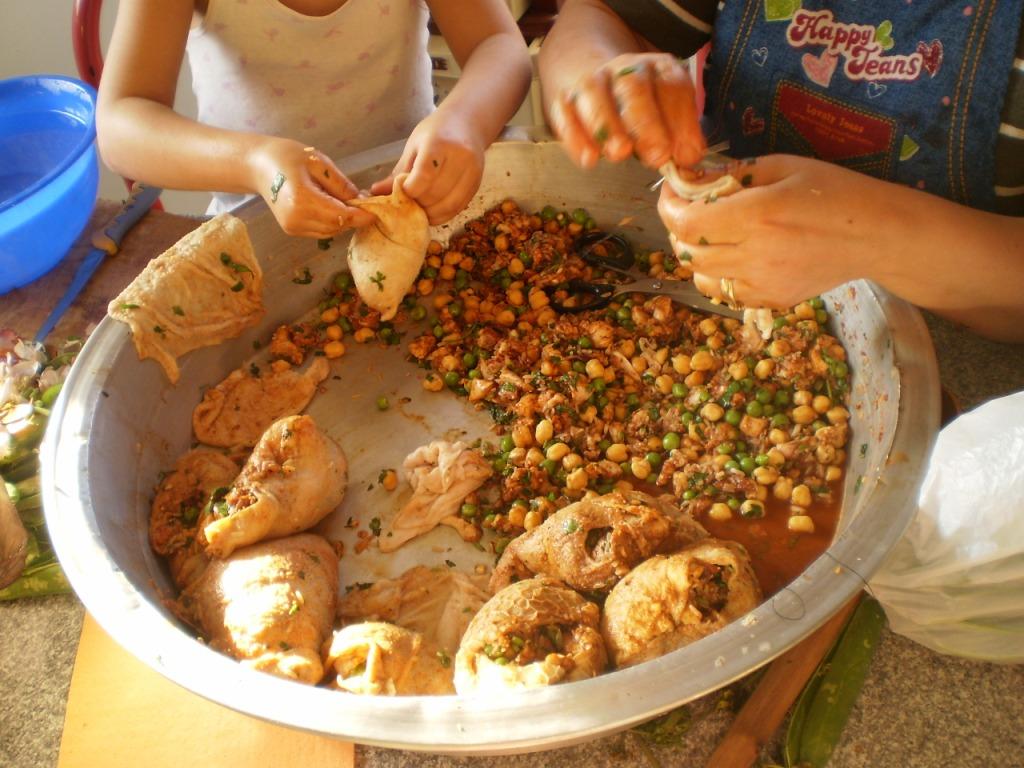 couscous tunisien traditionnel