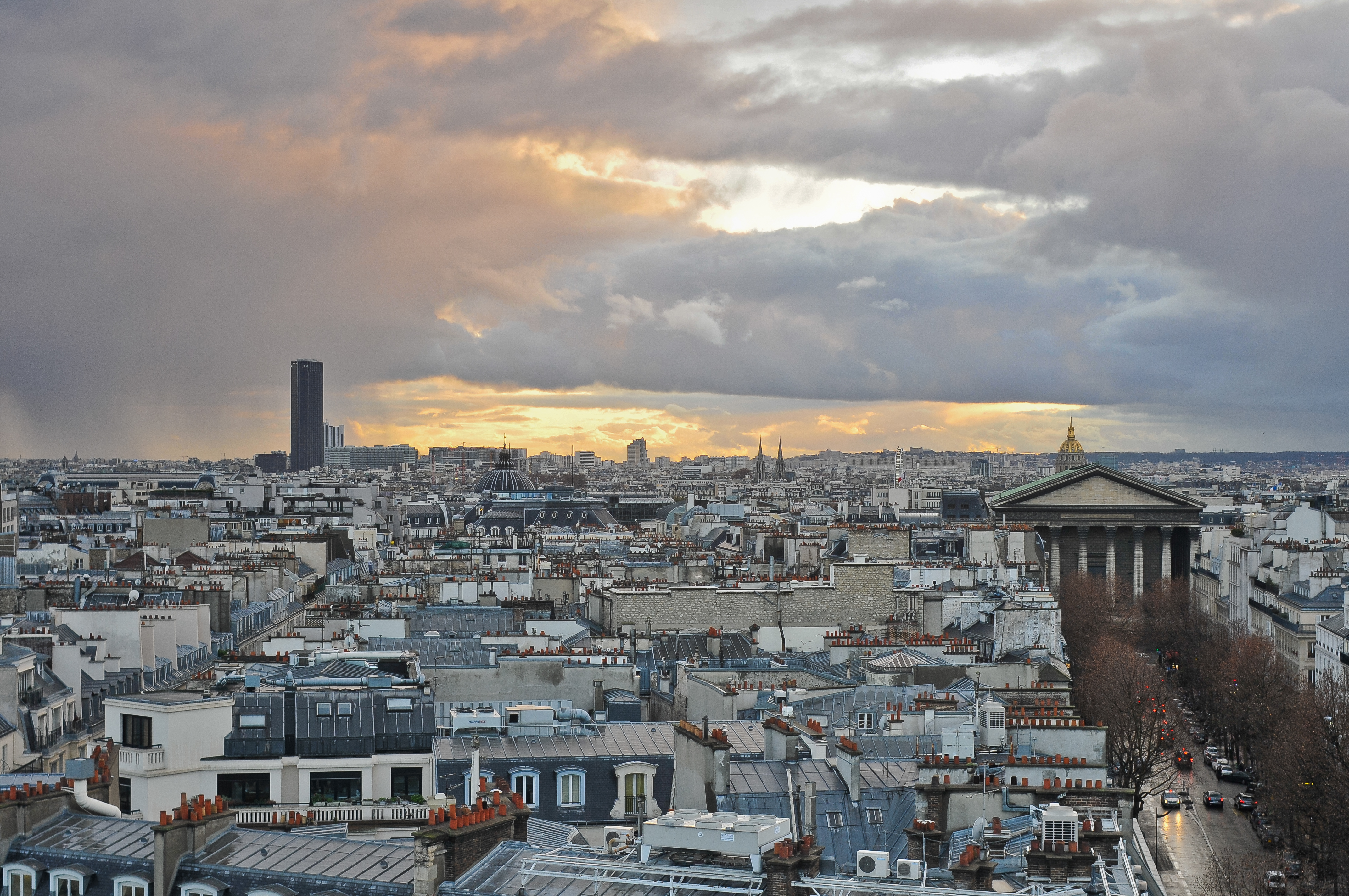 File paysage urbain paris france january 2 for Paris paysage