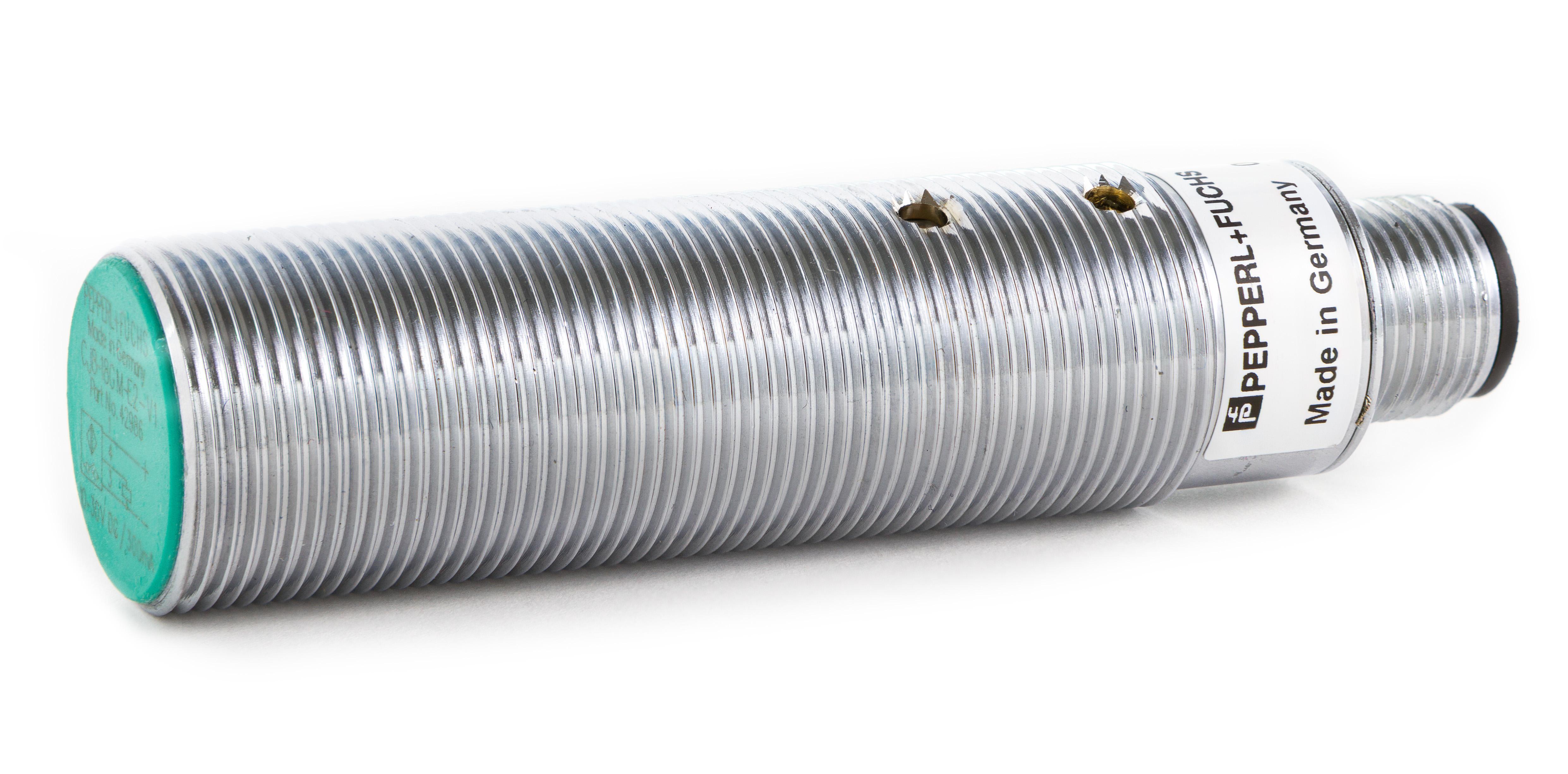 Capacitive displacement sensor - Wikipedia