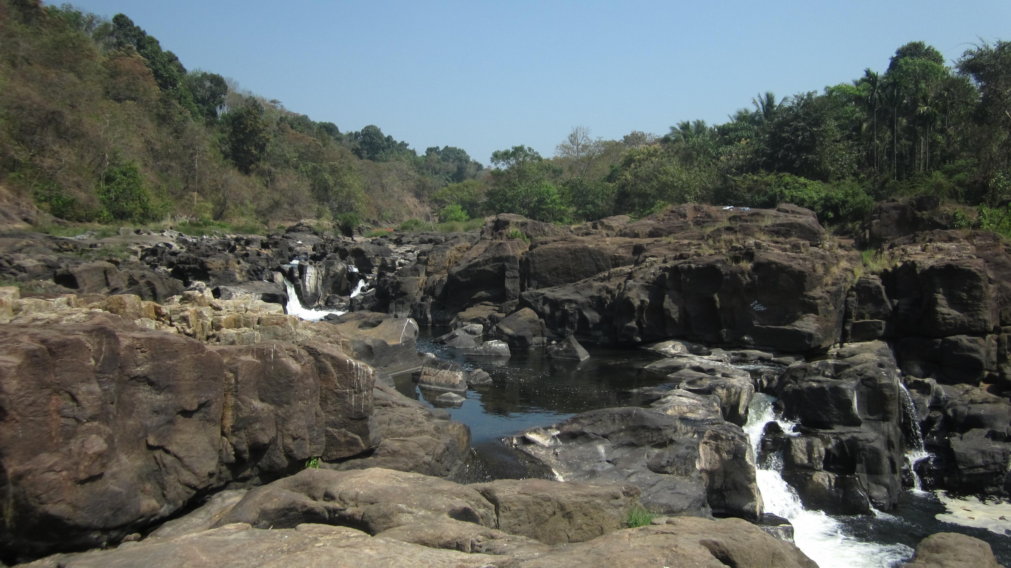 Perunthenaruvi Waterfalls, Kerala