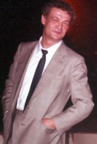 Schauspieler Philippe Léotard