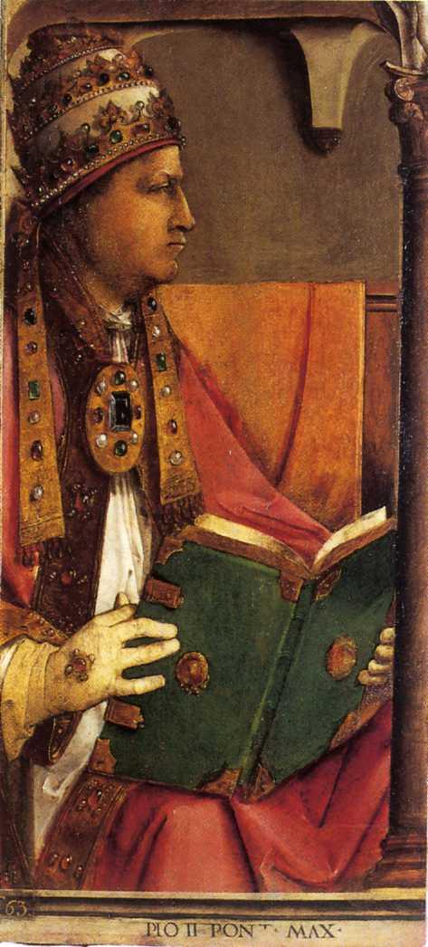 Pio II Pont Max (papa Pio II) - Studiolo di Federico da Montefeltro.jpg