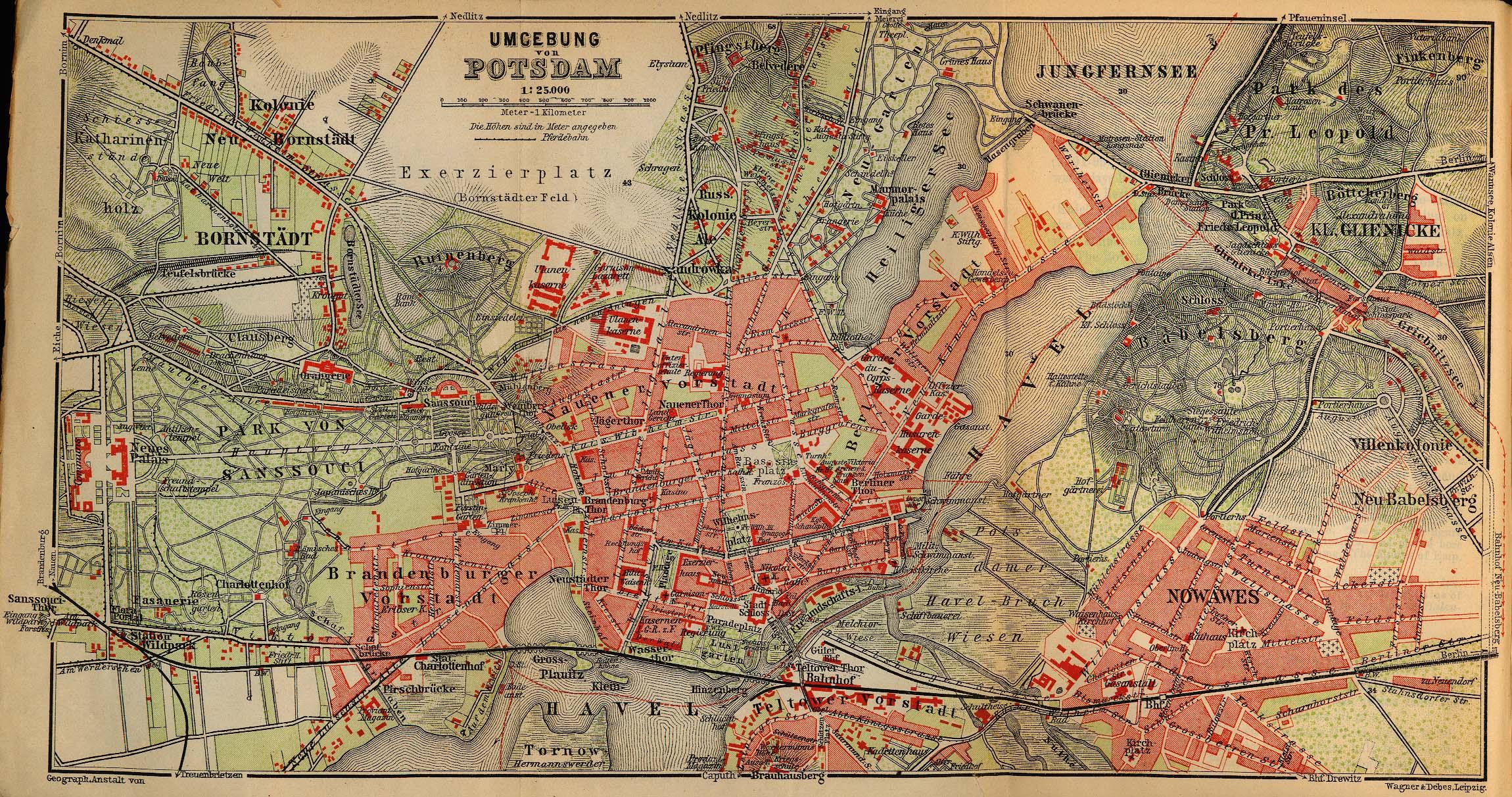 Historic Maps Of Oklahoma City