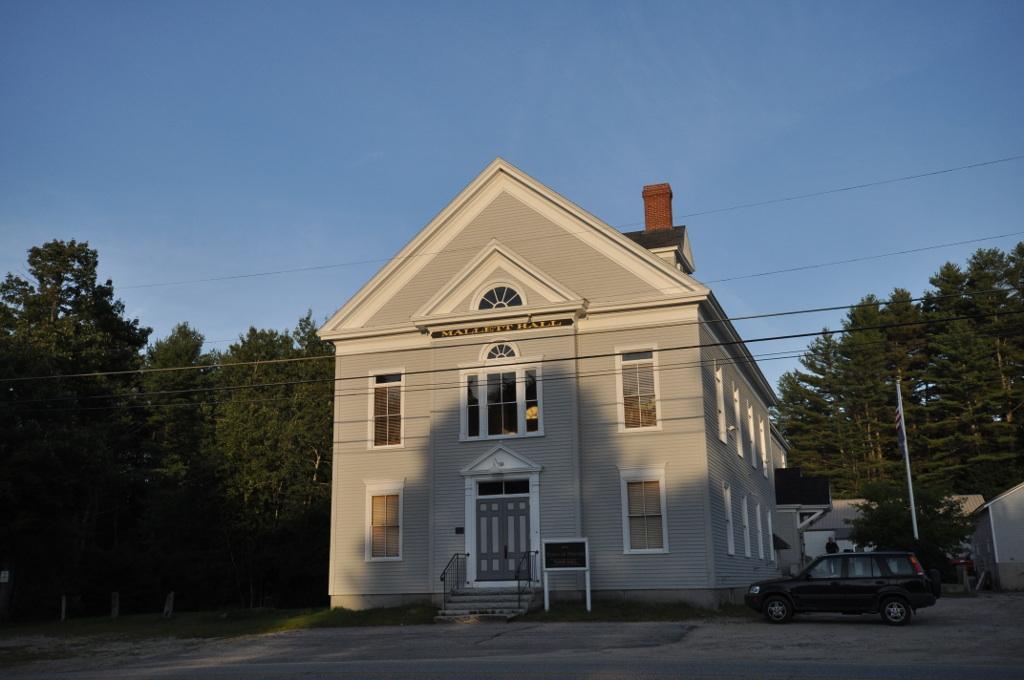 Mallett Hall Pownal Center Maine Wikipedia